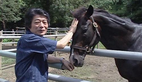 亀和田武が行く 競走馬のいる風景